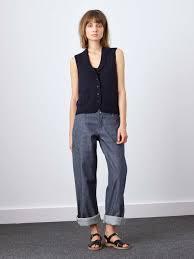 Margaret Howell Painter Jean Trousers Shop Women In