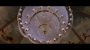 chandelier scene phantom of the opera 2004