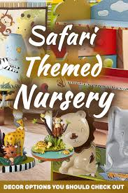 21 safari themed nursery decor options