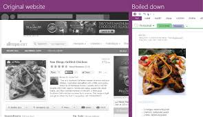 Microsoft Recipes Lets Get Cooking Collecting Recipes In Onenote Just Got