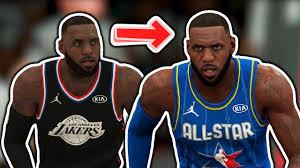 All-Star Jerseys Update! NBA 2K20 - YouTube