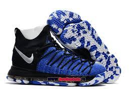 nike basketball shoes 2017 kd. nike zoom kd 9 elite men basketball 2017 cheap shoes black/blue kd