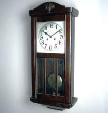 antique pendulum wall clocks wood wall clocks pendulum antique wooden wall clocks with pendulum wooden pendulum