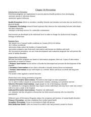art therapy essay art therapy as an effective form of  4 pages prevention