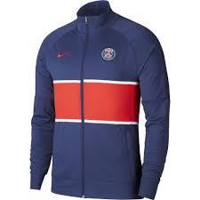 Nike Felpa Paris Saint Germain Blu Negozio Online