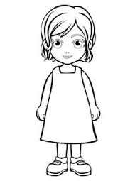 Small Picture People and places coloring pages Mom and girl reading Girl