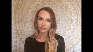 Golden Heatwave Makeup Tutorial | Abby Bly - YouTube