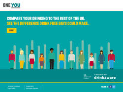 Drinkaware Policy Uk 'drink Free Alcohol Partner With - Campaign For Phe Days'