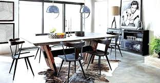 urban industrial furniture. Modern Industrial Furniture Urban Dining Room Throughout