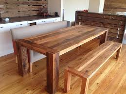 Homemade Kitchen Table
