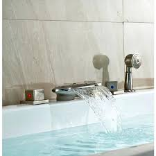 lovely shower head for bathtub faucet faucet faucet with handheld shower head for clawfoot bathtub