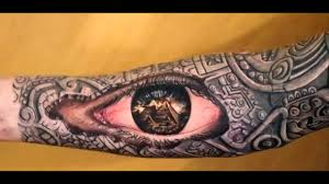 Best 3d Tattoos Top 10 Best Tattoos In The World