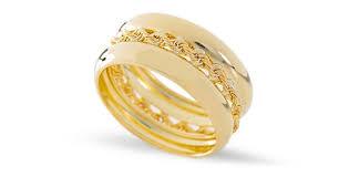 yellow gold jewelry