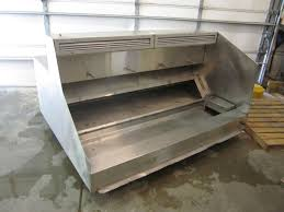 similiar exhaust hood ansul keywords 69 stainless steel restaurant exhaust hood ansul ready includes