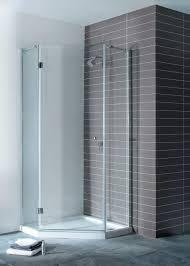 Pentagonal 3 Sided Shower Enclosures UK Bathroom Store