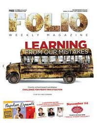 Learning From Our Mistakes by Folio Weekly - issuu