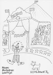 Hooggeëerd Publiek Circus Barani