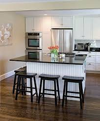Dining Room Ideas, Astounding Black Square Modern Marble Kitchen Island  Dining Table Varnished Ideas: