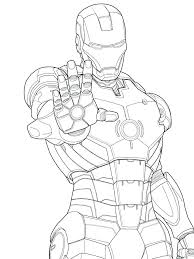 Free Printable Avengers Coloring Pages Camelliacottageinfo