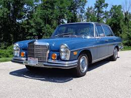 Cars, sedan — model origin: No Reserve 1972 Mercedes Benz 280se 4 5 For Sale On Bat Auctions Sold For 14 250 On August 9 2017 Lot 5 354 Bring A Trailer
