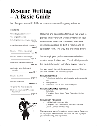 How To Write A Resume Format Sop Proposal