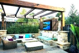 small covered patio ideas backyard very outdoor fresh pat