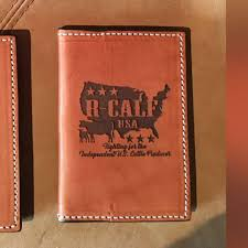 leather calving book cover 30 00 custom