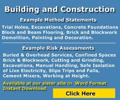 Method Of Statement Sample Method Statement Template Information Resources Method Statement 50