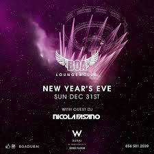 nye celebration 2018 in dubai our best selection