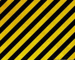Black And Yellow Stripes Border Yellow Hazard Stripes Texture Psdgraphics