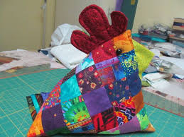 62 best Pincushions Chickens images on Pinterest | Roosters, Hens ... & chicken quilt patterns free | Thread: More Chickens Adamdwight.com