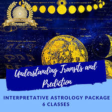 Understanding Transits And Prediction Interpretative Astrology Package Superstars