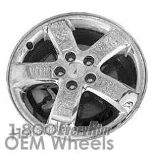 Pontiac G6 Bolt Pattern Impressive 4848EveryRim Pontiac G48 4848 4848x48 Aluminum Alloy