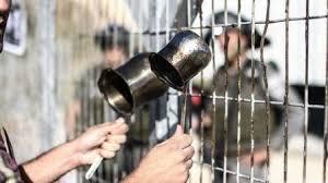 نتیجه تصویری برای اسیران فلسطینی آماده اعتصاب خشک میشوند