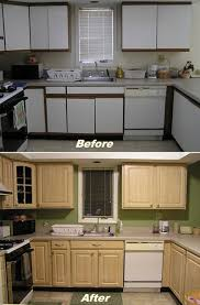 Kitchen Cabinets Refacing Diy Custom Refacing Laminate Cabinets Cabinet Refacing Advice Article