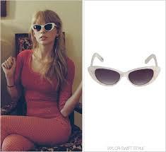 taylor swift heart shape face sunglasses