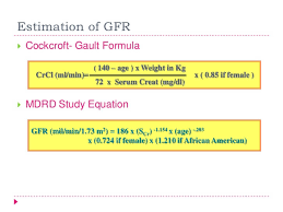 gfr calculator calculatl com