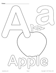 capital letter colouring pages alphabet coloring page u with flowers leaves and erfly vector ilration
