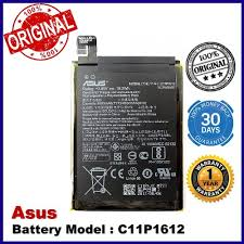 <b>Original Battery Asus</b> C11P1612 Asus Zenfone 4 Max Pro ZC554KL ...