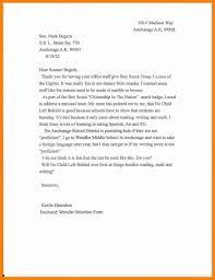 Formal Letter Format Sendary Best Secondary New Informal Refrence