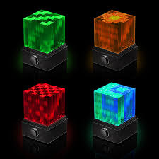 portable bluetooth speakers with lights. light patterns portable bluetooth speakers with lights