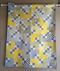 23 best images about quilts four patch on Pinterest | Freedom ... & Four-Patch Shift from Skip the Borders book Adamdwight.com