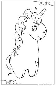 Unicorno Immagini Da Colorare Gratuiti Per Bambini