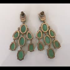 50 off stella dot jewelry stella and dot lily chandelier earrings from ine 039 s closet on