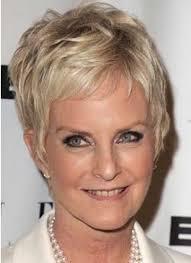 short hair for women over 60 9