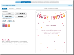 make free birthday invitations online free online invitation templates best business template