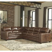 Ashley Furniture Gleason Sectional Sofa II in Canyon