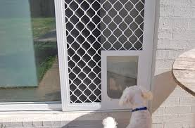 large white doggy door 6 colours available