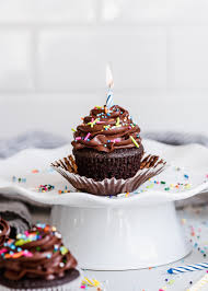 chocolate birthday cupcakes. Contemporary Birthday Easy Chocolate Birthday Cupcakes With Buttercream Frosting And  Sprinkles Via Forkknifeswooncom To C
