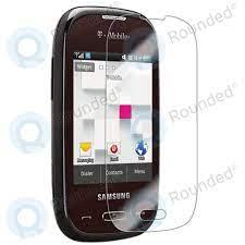 Samsung Gravity Q T289 screen protector
